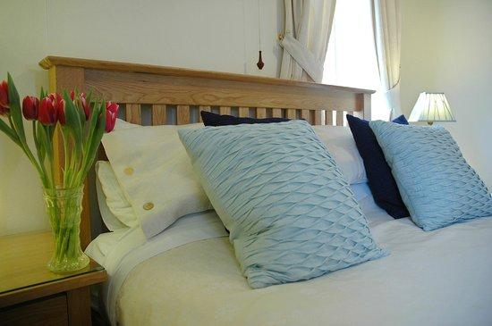 Newcourt Barton: Double room
