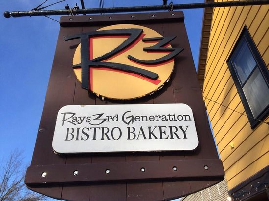 Rays 3rd Generation Bistro Bakery: R3 since 2009!