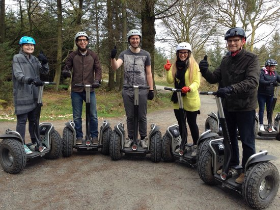 Segway Isle of Man: Family day out