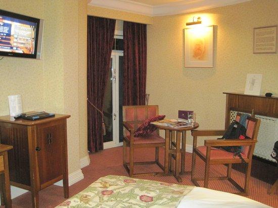 Schoolhouse Hotel: Double room