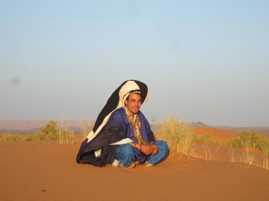 Morocco Discovery Holidays: Our camel guide
