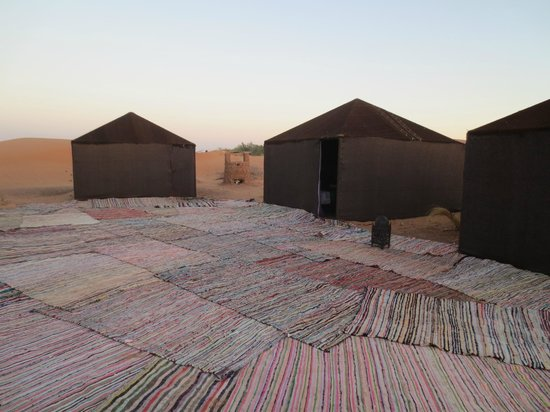 Morocco Discovery Holidays: camp....