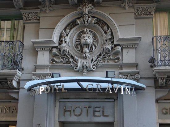 Grupotel Gravina: Entrée de l'hôtel