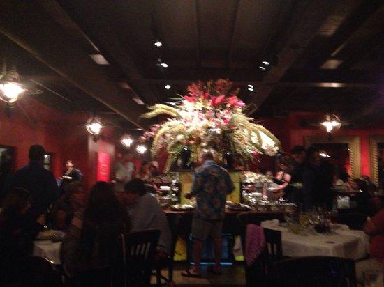 Texas de Brazil : The salad bar