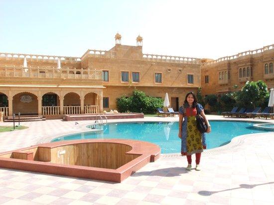 Desert Tulip Hotel & Resort : Hotel Interior