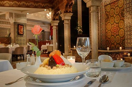 Basmane : Le couscous royal