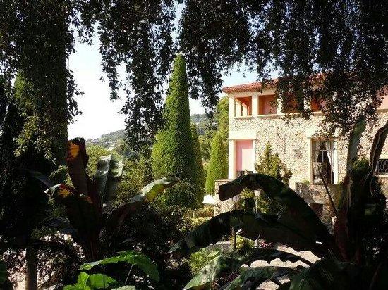 Villa Domergue : Tres bo jardin