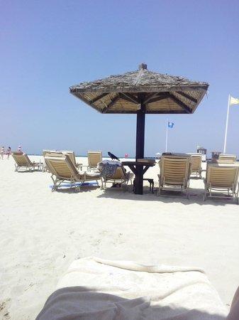 Le Royal Meridien Beach Resort & Spa : Пляж