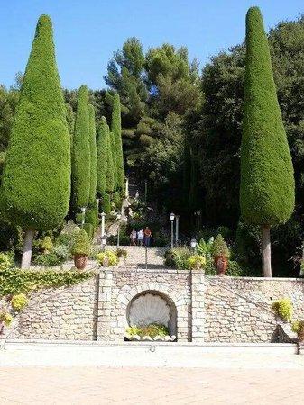 Villa Domergue : Belle vu par la