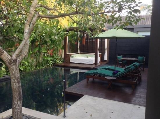 W Bali - Seminyak : Our villa