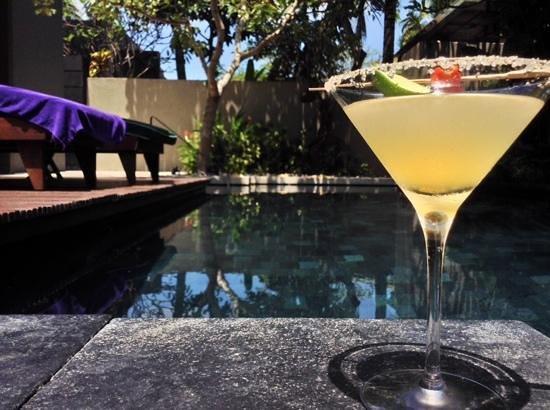 W Bali - Seminyak : Chili Martini. yummm