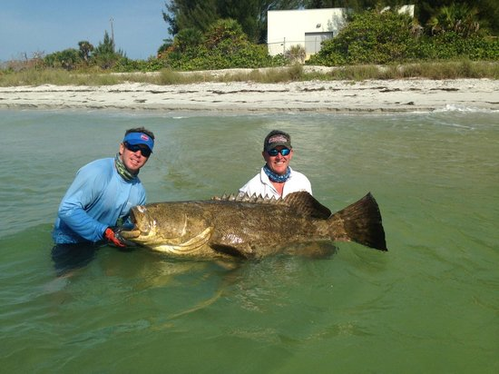 Florida Inshore Xtream Charters: Another check on the Bucket List