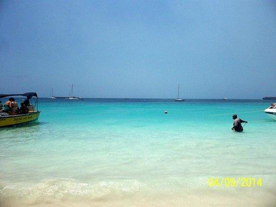The Boatyard : View of the beautiful beach