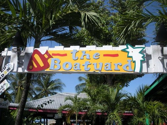 welcome to The Boatyard