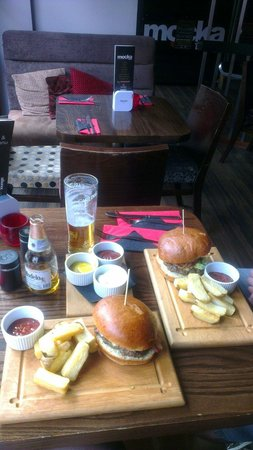 Mocka Lounge Cardiff