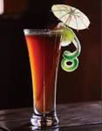 The Mansion Cafe: Variety of coffees made with lavazza & mocktails are flavoured with monin syrups.