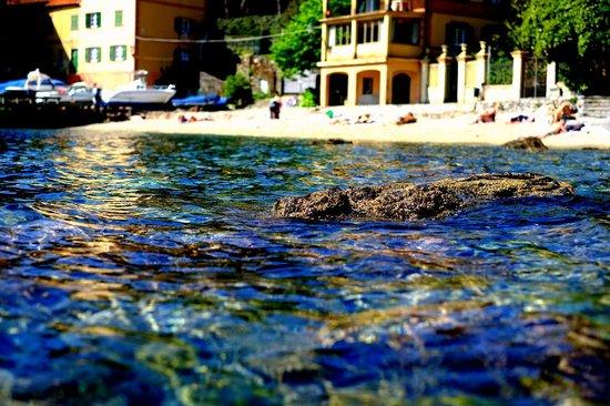 San Michele di Pagana : La spiaggetta di Prelo