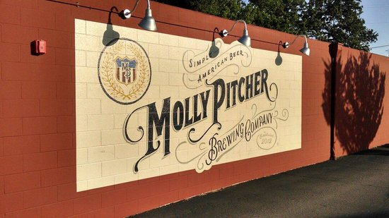 Molly Pitcher Brewing Co.: Molly's