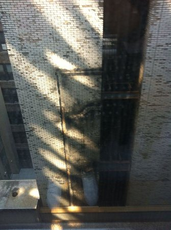 The Langham New York Fifth Avenue: Room with a view
