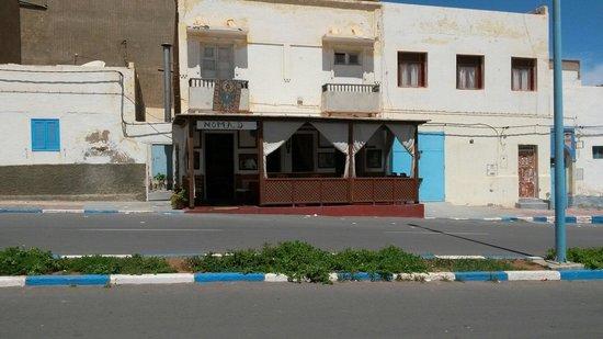 Cafe Restaurant Nomad: Le restaurant