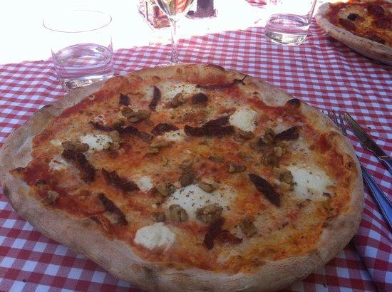 Trattoria y Pizzeria la Trencadora: Griega