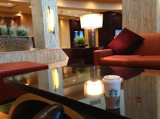 Courtyard by Marriott Omaha La Vista : 軽めの朝食
