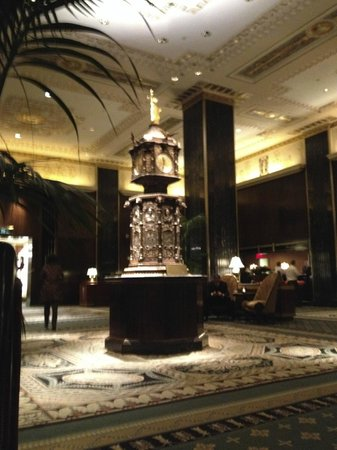Waldorf Astoria New York: Hall
