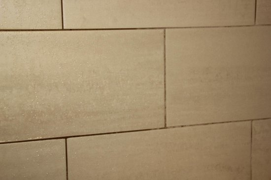 The Westin Convention Center Pittsburgh: Mildew on the Bathroom Tile