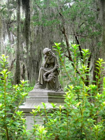 Bonaventure Cemetery: Bonaventure Cemetry