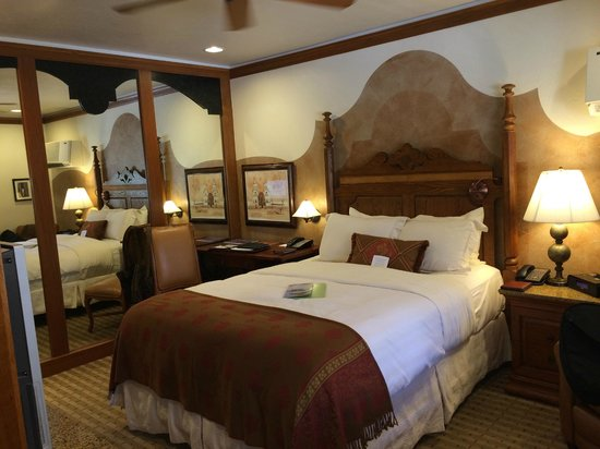 Canyon Ranch in Tucson: Very comfortable bed!