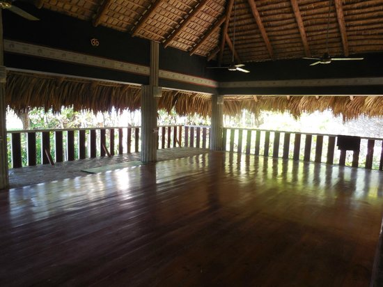 Natura Cabana Boutique Hotel & Spa: Yoga Hut