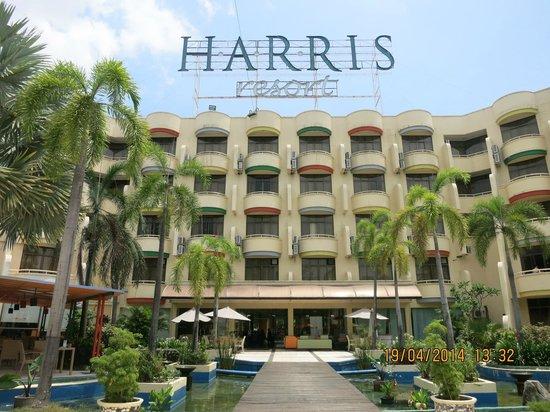HARRIS Resort Batam Waterfront: Harris Funky (old wing)