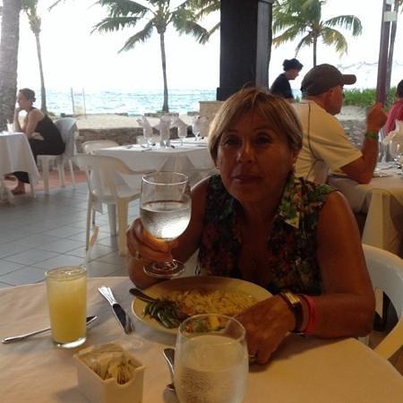 Grand Paradise Playa Dorada : mamá feliz