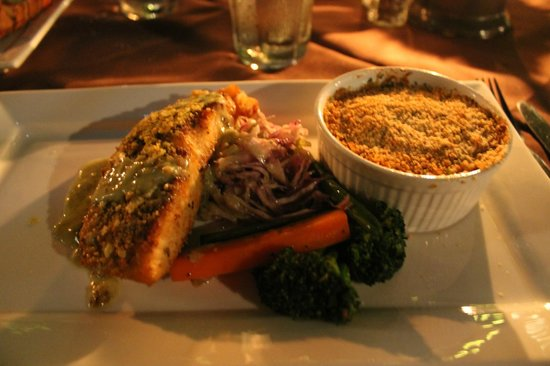 Salmone Una Bont 224 Picture Of Crackpot Kitchen