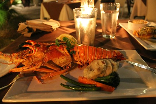 Lobster Thermidor Picture Of Crackpot Kitchen Restaurant