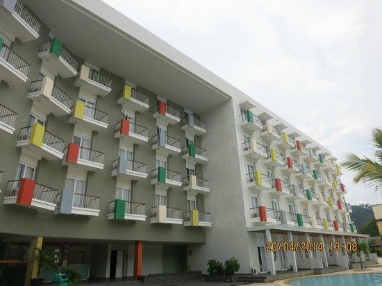 HARRIS Resort Batam Waterfront : Harris Trendy (new wing)