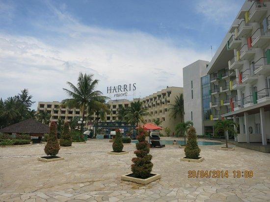 HARRIS Resort Batam Waterfront : Relaxing place