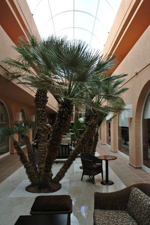 Protur Bonaire Aparthotel: Inside Atrium