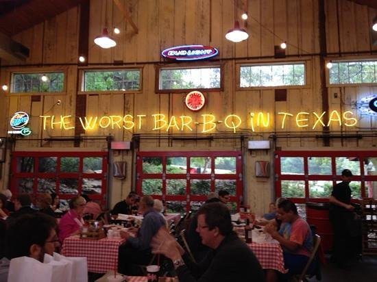 Rudy's Country Store & Bar-B-Q: Nope - the best!