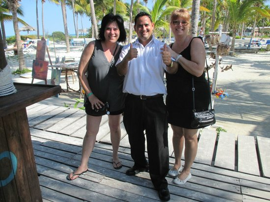 Melia Cayo Guillermo : The best drink maker