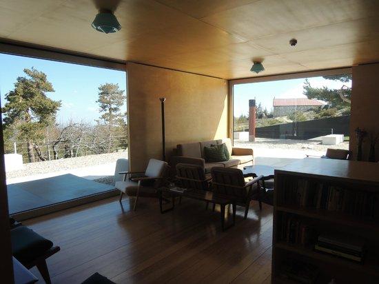 Casa das Penhas Douradas : Sitting area