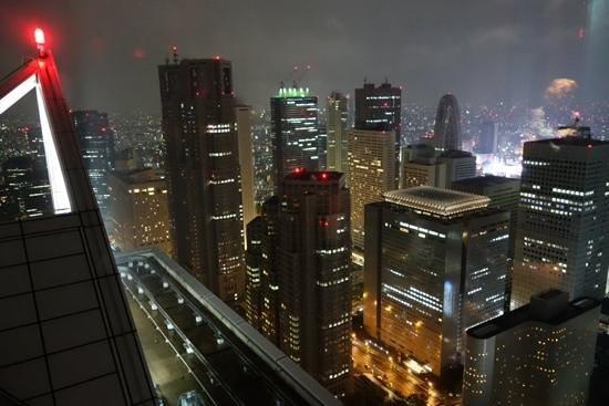 Park Hyatt Tokyo: Night vision!