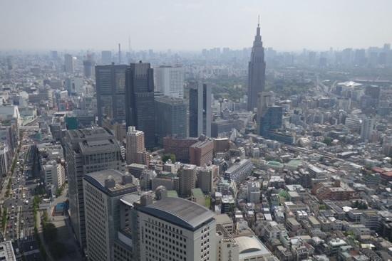 Park Hyatt Tokyo: Day vision!