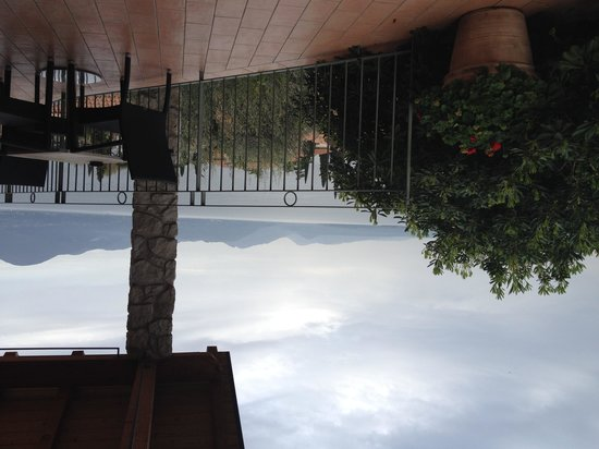 Residence Ca del Lago: The view from the terrace