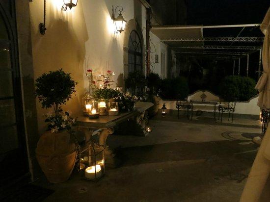 Casa Buonocore: Terraza