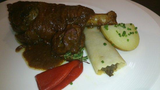 Restaurante El Retiro: el pitu
