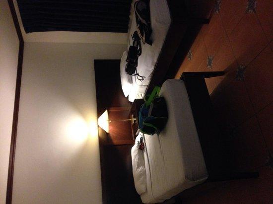 Vigan Plaza Hotel: Dormitory A