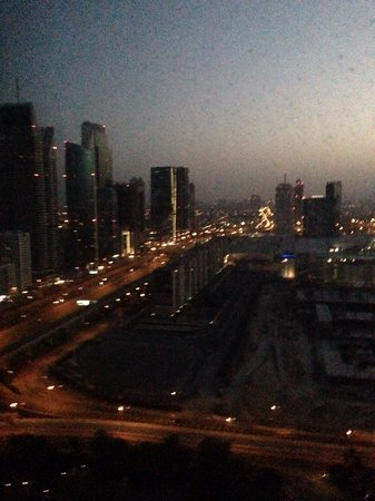 Jumeirah Emirates Towers : View from our room