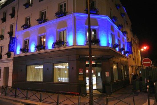 Eiffel Saint Charles: La nuit