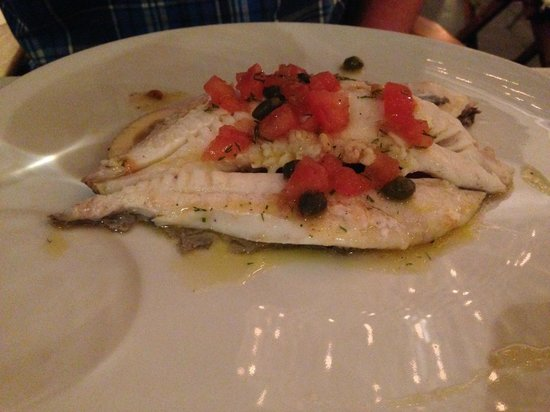 Eat at Milton's: John Dory